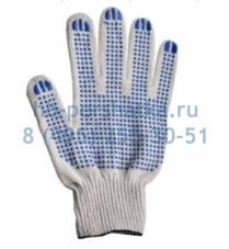 Перчатки рабочие трикотажные хб Эконом