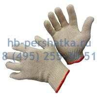 Перчатки хб Эконом 7 класс