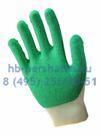 Перчатки обливные со вспененным латексом Хвоя